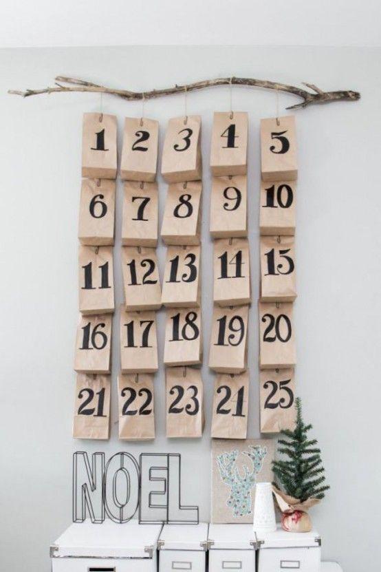 Cette année jouez la carte d'un noël 100 % DIY ! www.soodeco.fr/