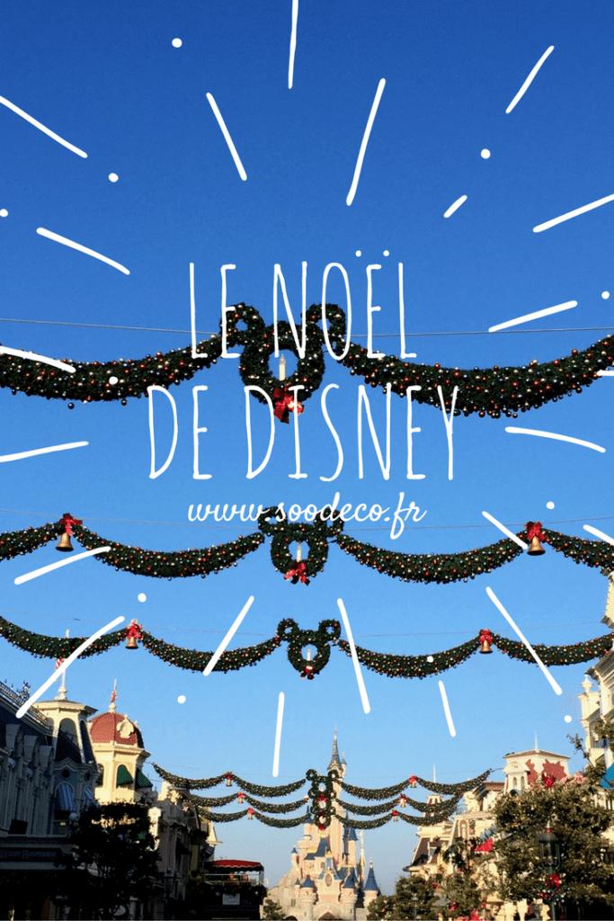 Découvrez l'origine de la magie de noël à Disneyland Paris … www.soodeco.fr/