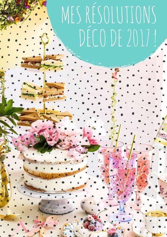 Nouvelle année rime avec changements alors venez découvrir mes résolutions déco de 2017 ! www.soodeco.fr/