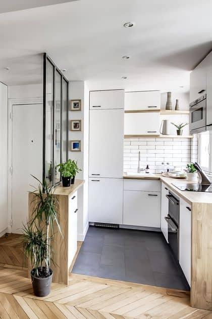 vivre dans un petit appartement ça a aussi pleins d'avantages et c'est même mieux !