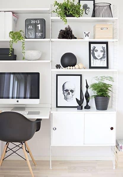 Vivre dans un petit appartement ça a aussi pleins d'avantages et c'est même mieux ! www.soodeco.fr/