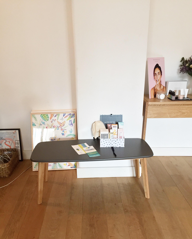 Un appartement de rêve et une box beauté, le duo parfait pour une journée réussie ! www.soodeco.fr/