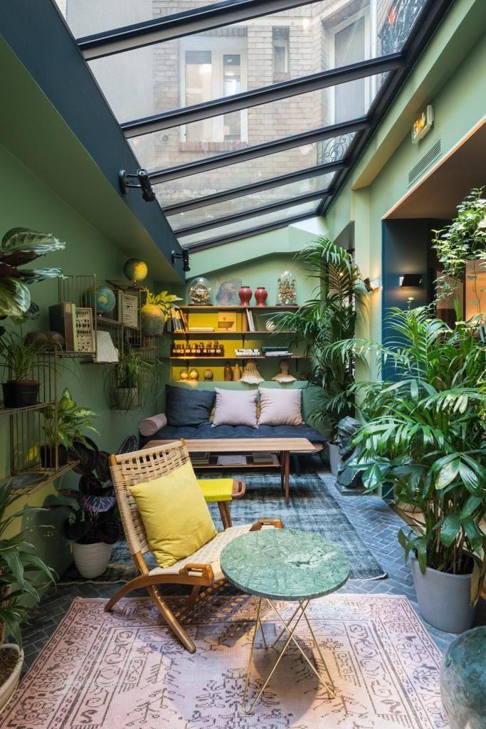 Dedans - dehors, comment agrandir son espace de vie ? www.soodeco.fr/