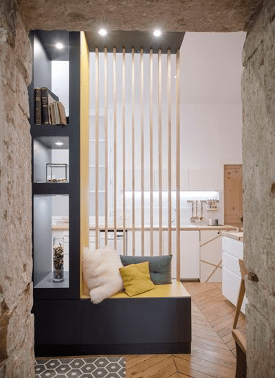 Comment transformer son couloir en une entr e soo deco - Amenagement couloir entree ...