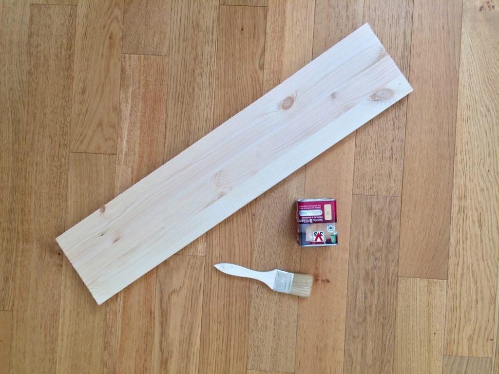 Réaliser un pont de bain DIY ! www.soodeco.fr/