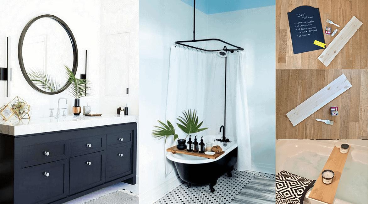 pont de bain pont de bain bois maison renovation luxe vasques selles parquet pont de bateau. Black Bedroom Furniture Sets. Home Design Ideas