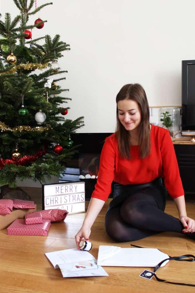 Une bonne idée cadeau de Noël : la Designerbox. www.soodeco.fr/