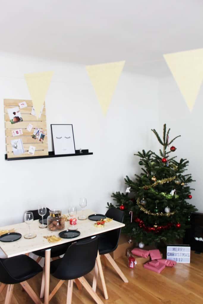 La décoration de notre premier noël chez nous ! www.soodeco.fr/