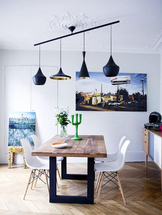 Comment choisir luminaire salle à manger