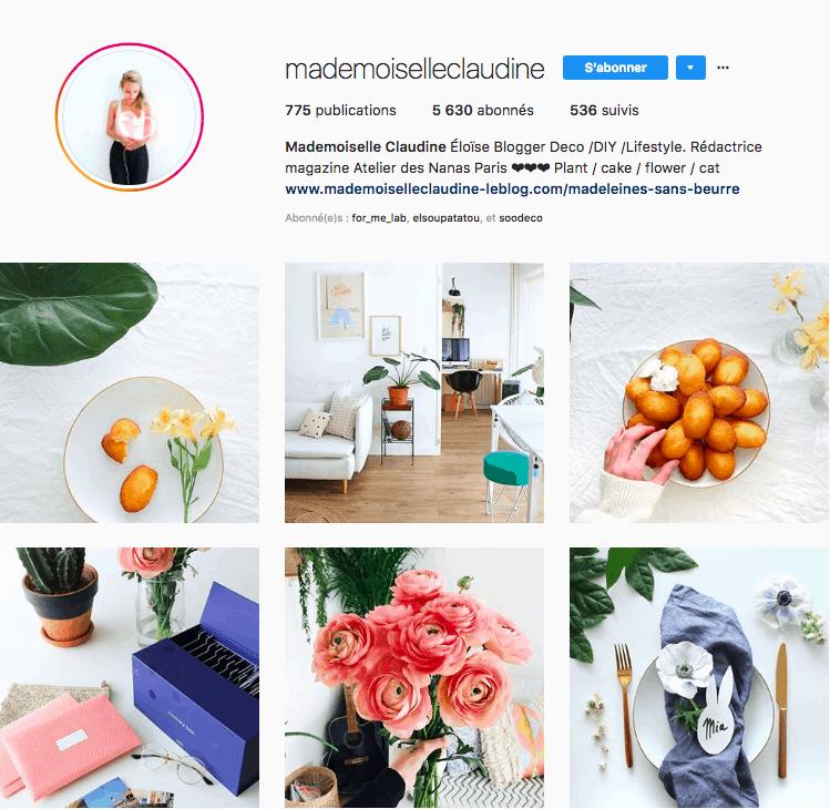Les 10 Instagram déco à suivre en 2018 www.soodeco.fr/