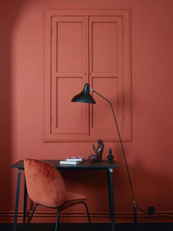 Couleur terracotta, on aime ou on aime pas ? www.soodeco.fr/