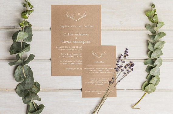 Le mariage version 2018 www.soodeco.fr/