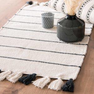 Quatre tapis pour inviter l'été à la maison www.soodeco.fr/