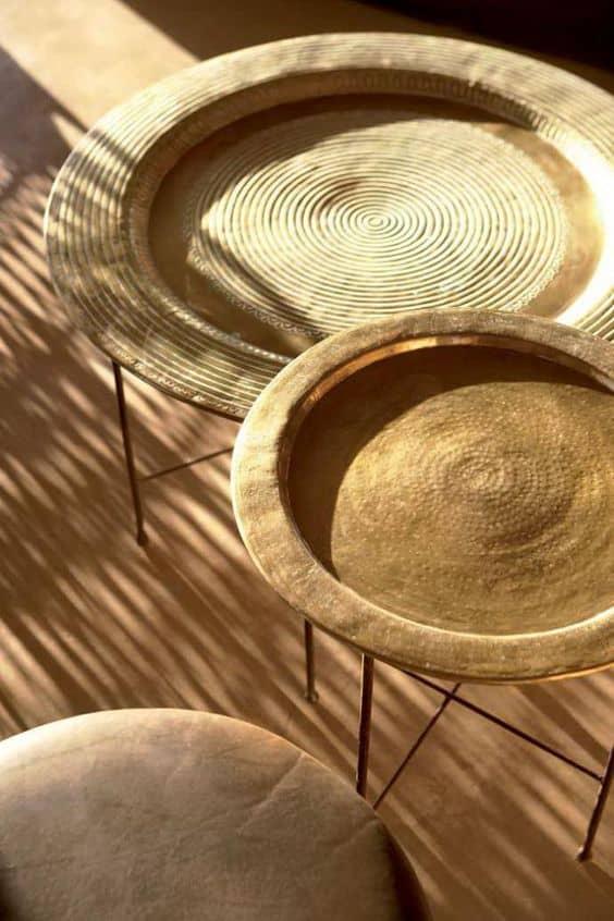 La grande tendance de l'été: décoration inspiration désert www.soodeco.fr/