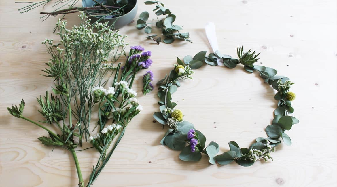 Composition florale DIY www.soodeco.fr