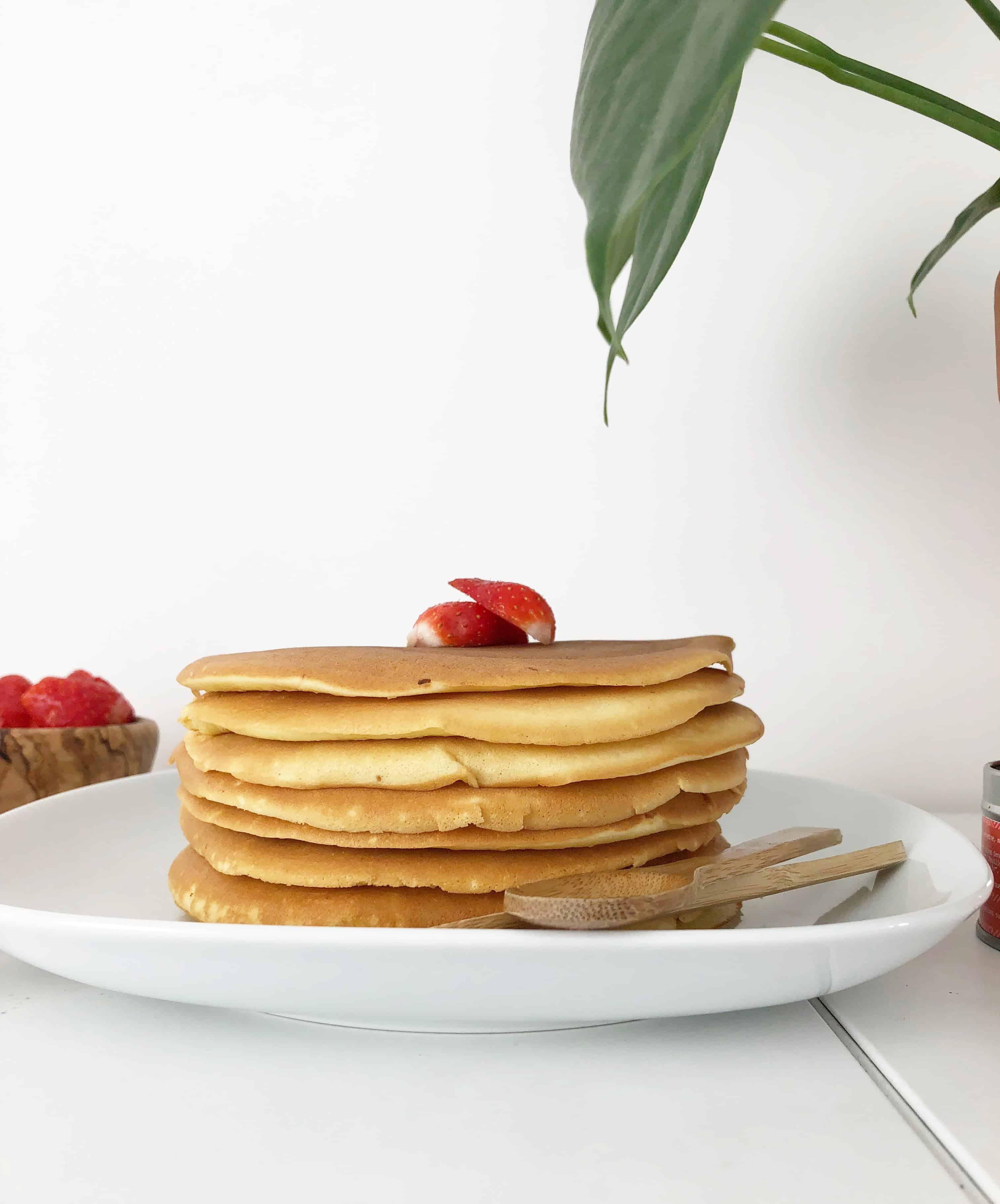 Il était un brunch : pancakes www.soodeco.fr/