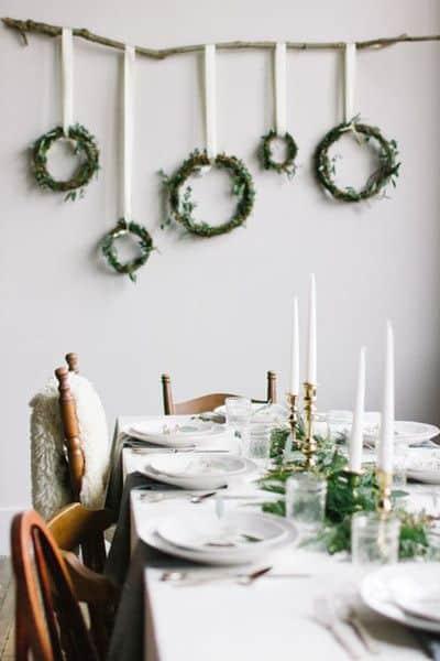On aime ou on aime pas les couronnes de Noël ? www.soodeco.fr/