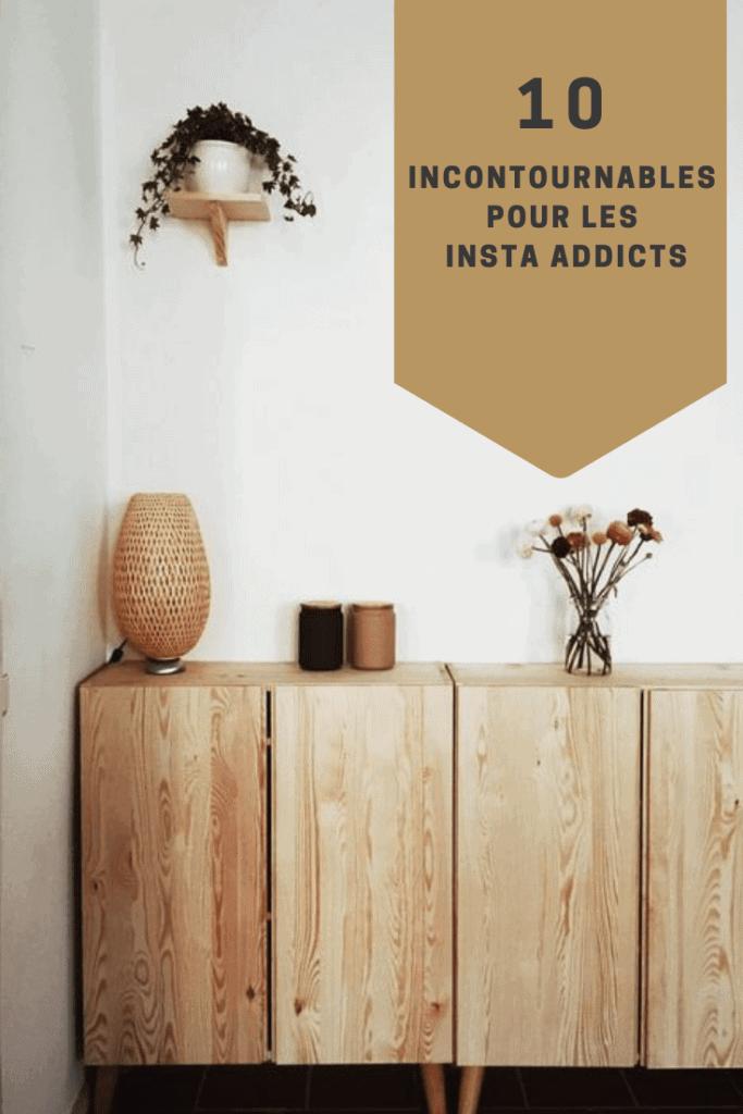 10 incontournables déco pour un Insta Addict www.soodeco.fr/