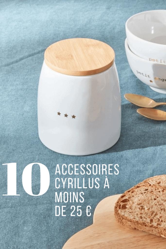 10 accessoires Cyrillus à moins de 25 € pour transformer sa déco www.soodeco.fr/