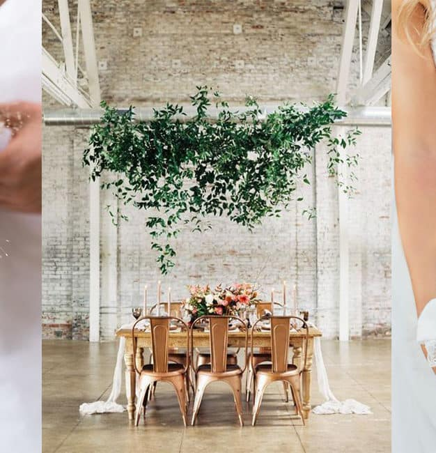 5 essentiels de décoration pour un mariage en 2019