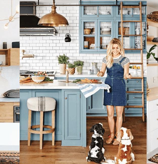 5 cuisines ouvertes de rêve