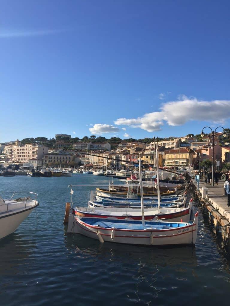Le port de Cassis www.soodeco.fr/