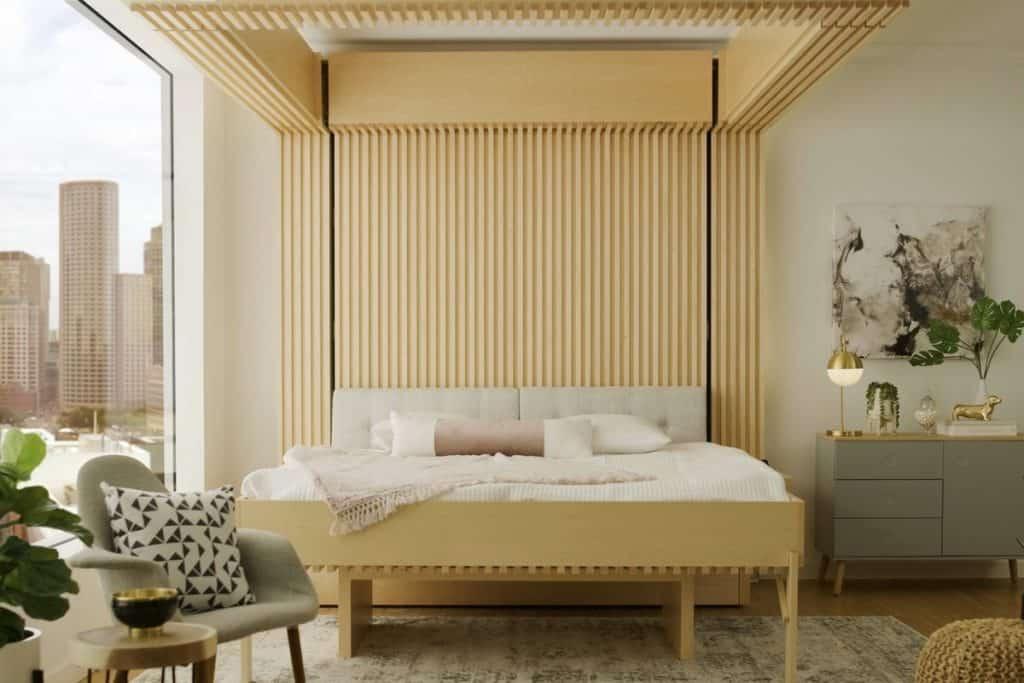 Le bed d'Ori Living www.soodeco.fr/