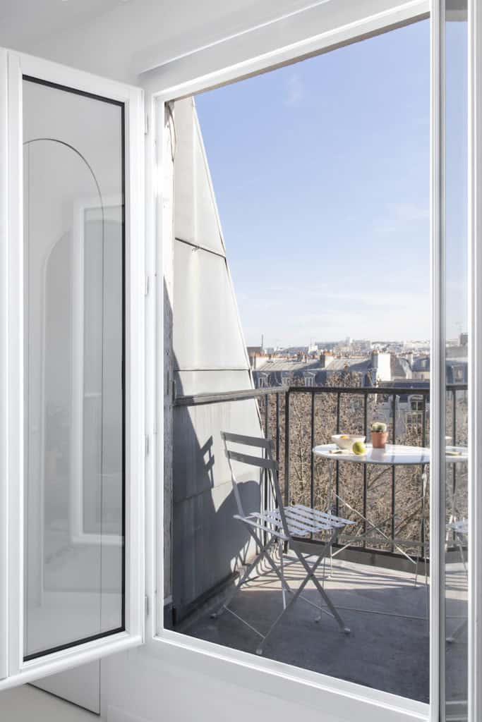Petite surface – un appartement de 11m2 à Paris www.soodeco.fr/