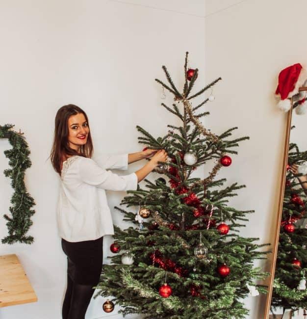 Noël 2019 – Notre décoration