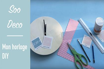 Retrouvez le premier DIY de l'atelier de Soo Deco sur youtube ! www.soodeco.fr/