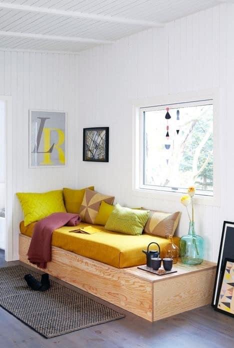 Comment arrêter de choisir entre passer une matinée au lit ou sur son canapé? www.soodeco.fr/