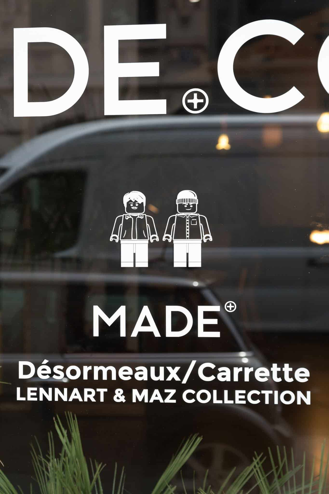 Arnaud La bonne nouvelle pour Noël, le lancement de la collection MADE for Lifestyle ! www.soodeco.fr/