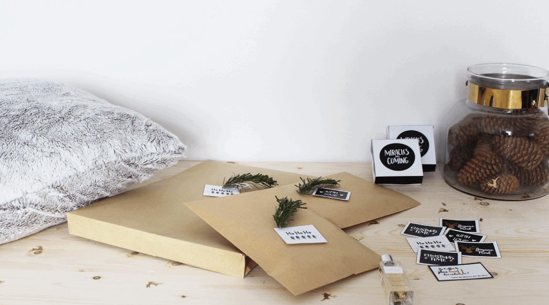 Mes étiquettes de Noël à imprimer #DIY ! www.soodeco.fr/