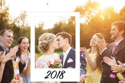 Le mariage version 2018 www.soodeco.fr
