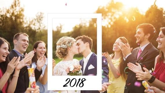 Le mariage version 2018 www.soodeco.fr/