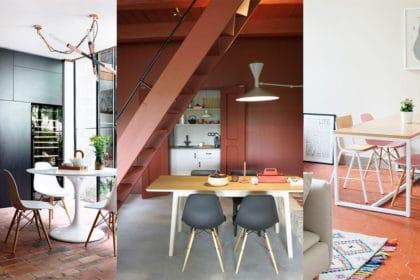 Comment aménager un salon - salle à manger de moins de 16 m2 ? www.soodeco.fr/