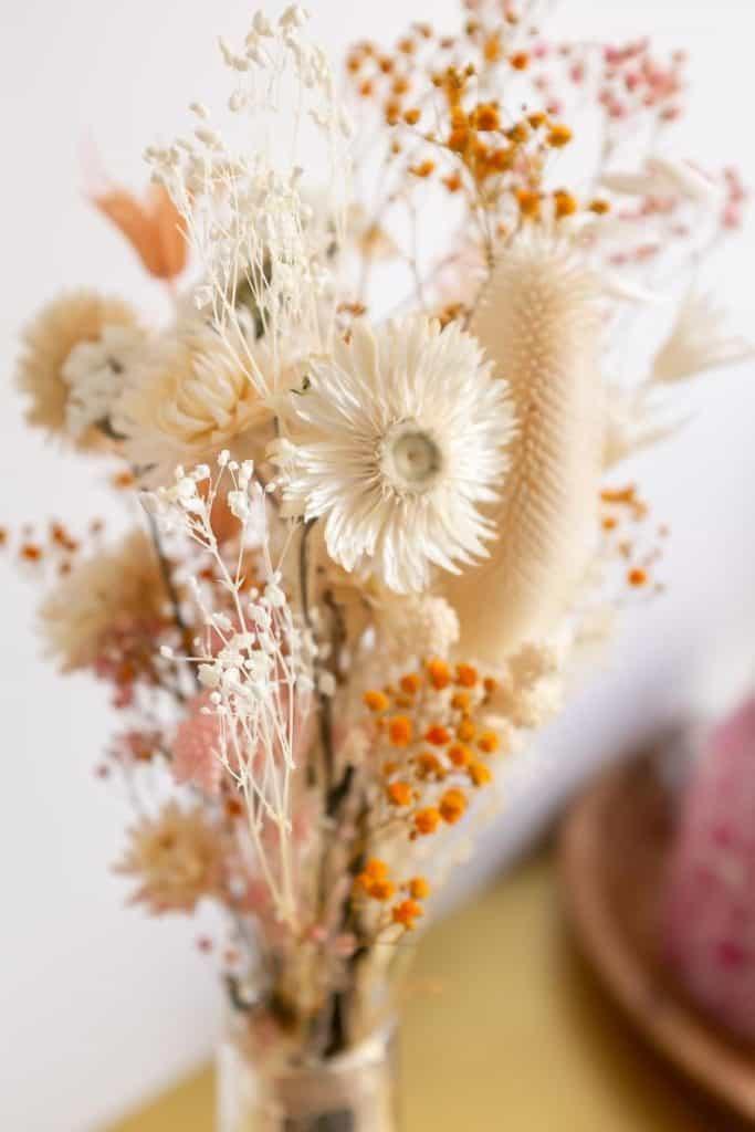 À la rentrée, je veux des fleurs séchées www.soodeco.fr/