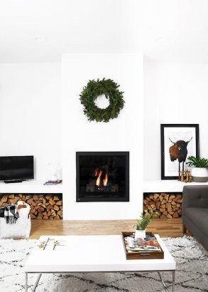 3 façons de décorer sa cheminée www.soodeco.fr/