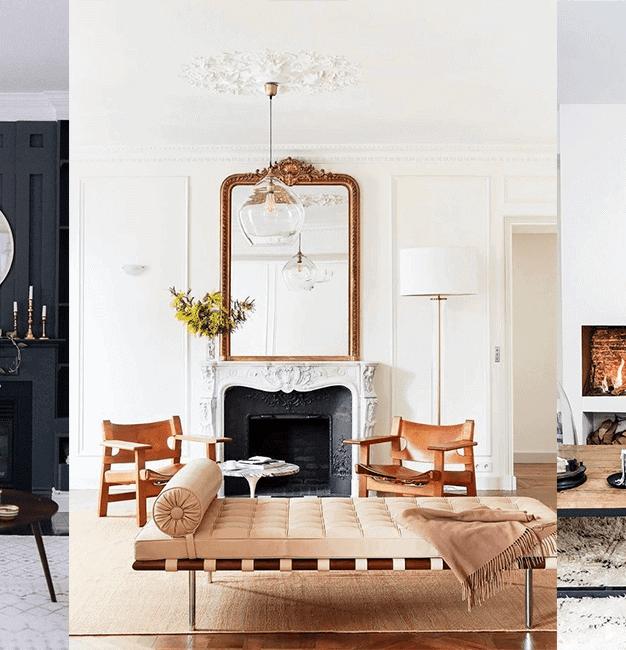 3 façons de décorer sa cheminée