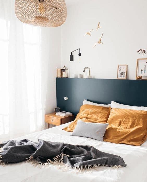 3 bonnes raisons d'adopter une tête de lit www.soodeco.fr/