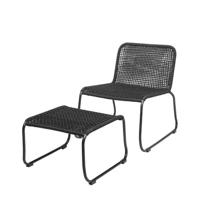 La chaise longue Mundo de Bloomingville www.soodeco.fr/