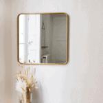 Miroir carré www.soodeco.fr/