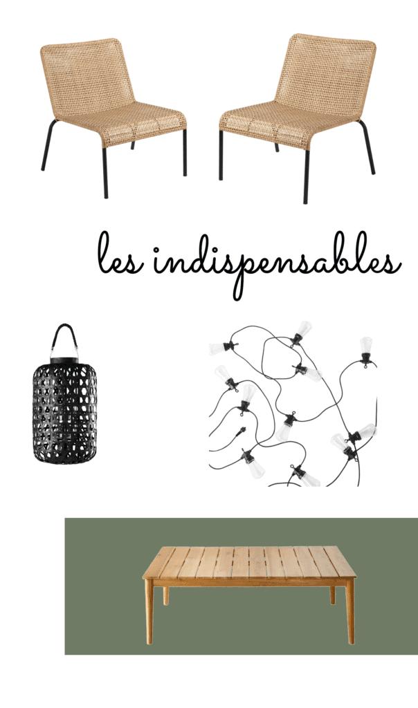 8 articles Maisons du Monde pour aménager votre balcon www.soodeco.fr/
