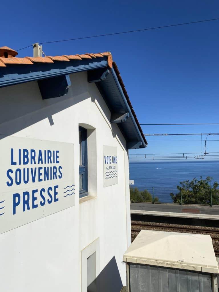 Gare de Guéthary www.soodeco.fr