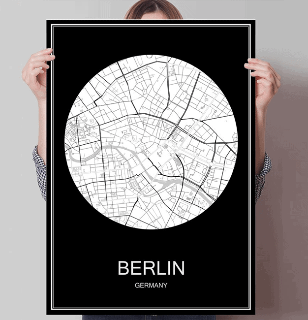 Un long week-end en amoureux à Berlin