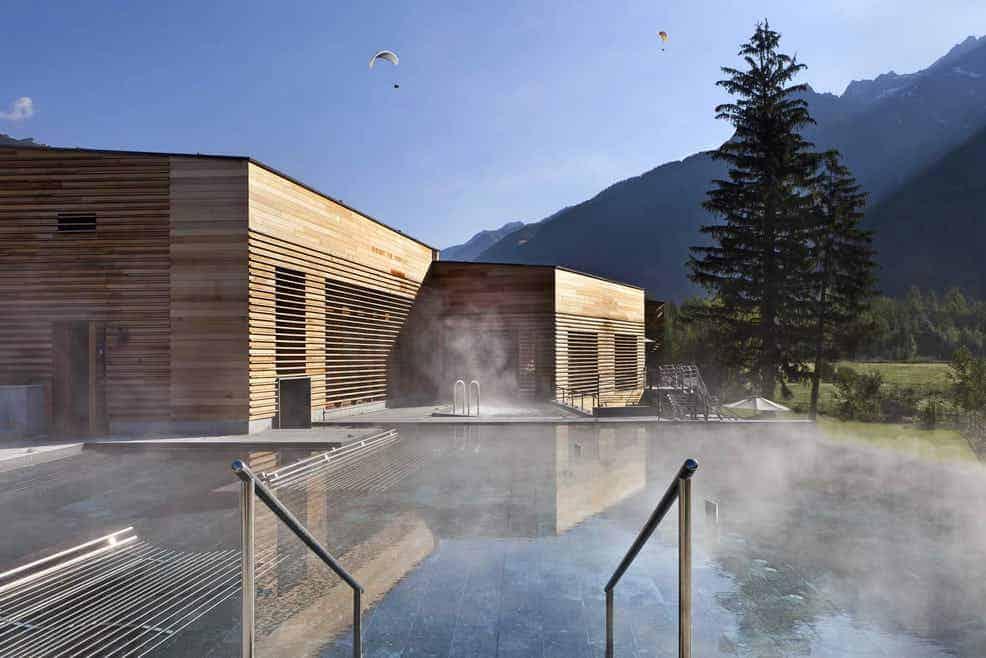 Un beau séjour français à Chamonix www.soodeco.fr/