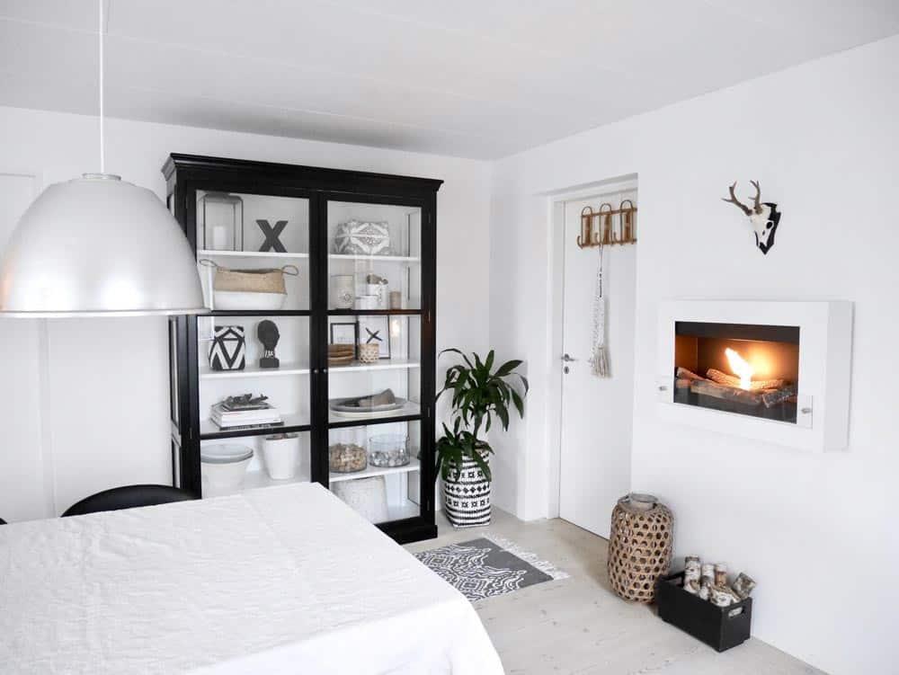 Comment réchauffer votre appartement grâce à une cheminée au bioéthanol murale ? www.soodeco.fr/