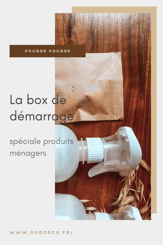 Pousse Pousse : les produits ménagers 0 déchets www.soodeco.fr/