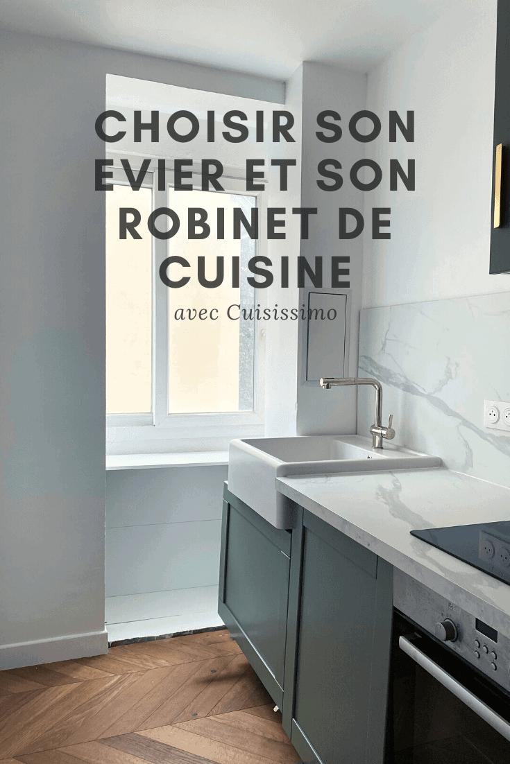 Comment bien choisir son évier et son robinet de cuisine ?