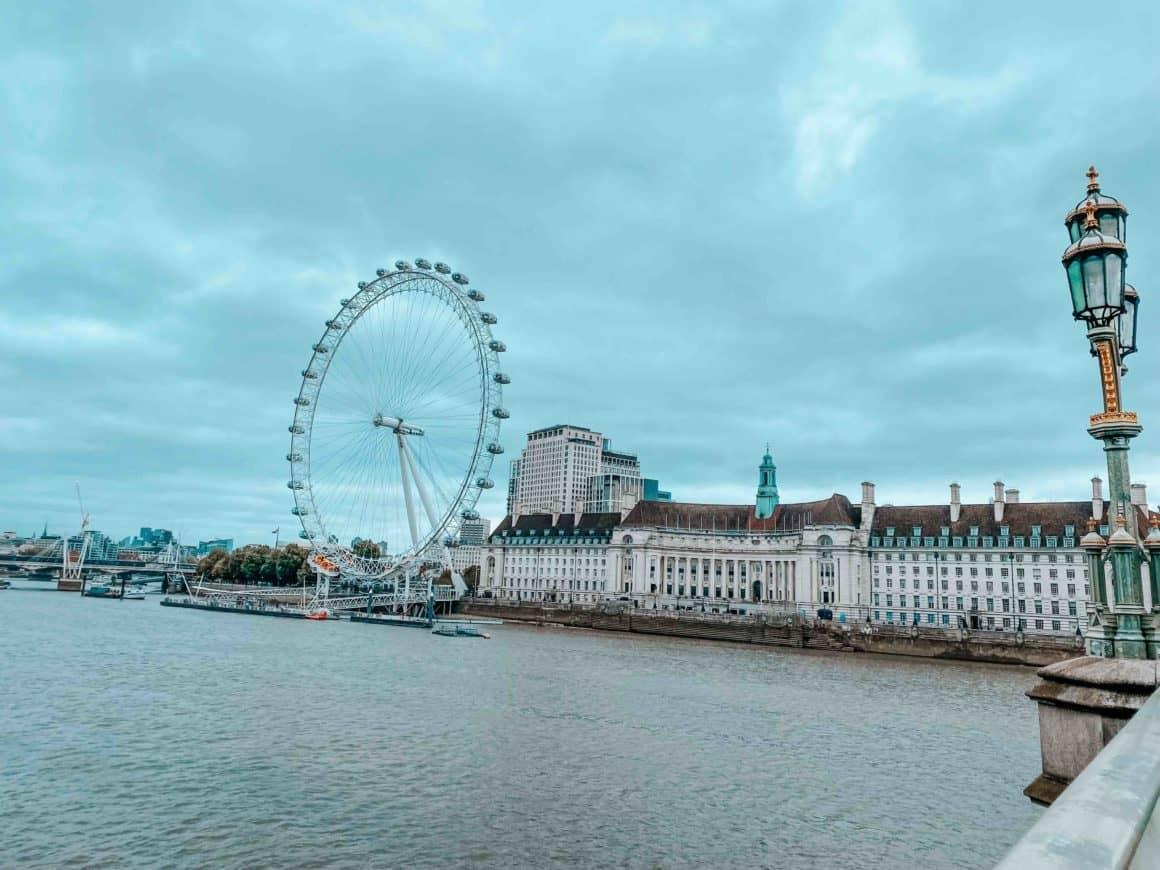 London eyes grande roue londres visite